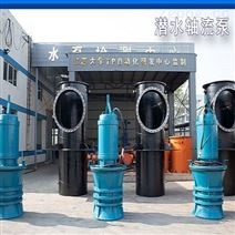 大流量立式潛水軸流泵的幾點常見問題