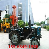 氣動拖拉機打井機 農用鉆井機 拖車打井設備