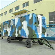 潍柴小区备用柴油发电机组闭式和开式冷循环