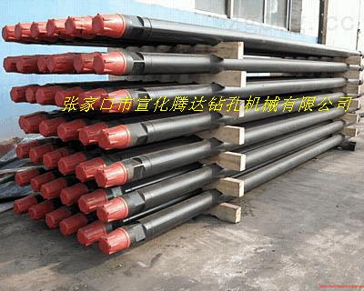 潜孔钻机KQG150-高风压KQG150钻机配件钻杆