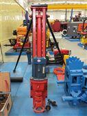 工程機械氣動水井鉆機 HQZ100小型巖石鉆機