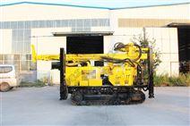 工程用履带式气动水井钻机深水井打井机械