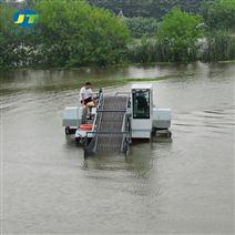 漂浮物清理水草机械 水草收割船