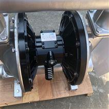 QBY3-100第三代不锈钢气动隔膜泵