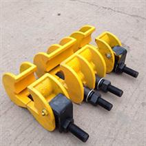 GWJ型鋼軌接頭無孔夾緊裝置 斷軌急救器