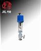 ZDLS 型电动角形高压调节阀